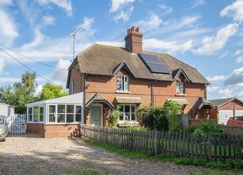 Thumbnail 2 bed semi-detached house for sale in Staple Road, Wingham, Canterbury