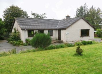 Thumbnail 4 bed detached bungalow for sale in Dunvegan, Isle Of Skye