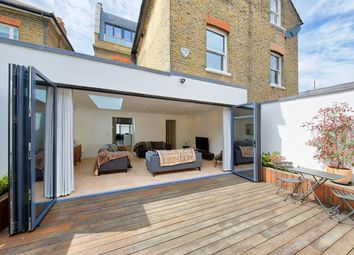 Thumbnail 5 bed semi-detached house for sale in Wroughton Road, London
