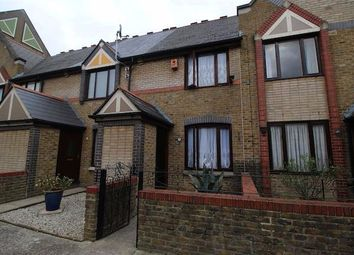 Thumbnail 2 bed end terrace house to rent in Presidents Drive, Wapping