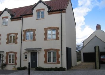 Thumbnail 3 bed town house to rent in Walnut Grove, Shepton Mallet