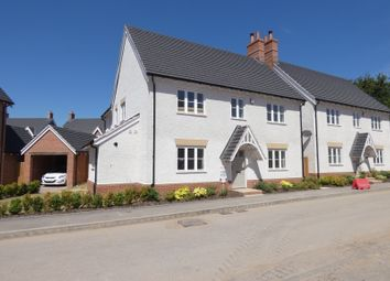 Thumbnail 4 bed detached house for sale in Farriers Close, Wymeswold