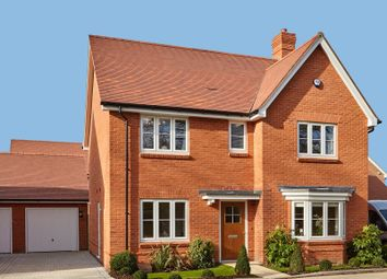 Thumbnail 4 bed detached house for sale in Lea Meadow, Peppard Road, Sonning Common