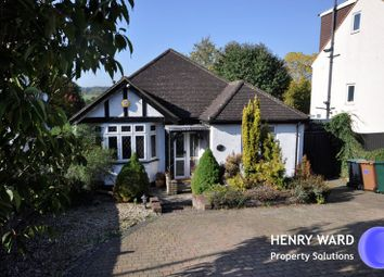 Thumbnail 4 bed detached bungalow for sale in Gallows Hill, Kings Langley