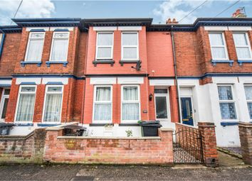 Thumbnail 2 bedroom terraced house for sale in Lichfield Road, Great Yarmouth