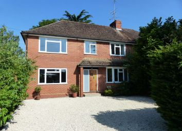 Thumbnail 4 bed semi-detached house for sale in Chalklands, Bourne End