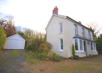 Thumbnail 3 bed detached house for sale in Plwmp, Llandysul