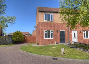 Thumbnail 2 bed semi-detached house for sale in Studley Meadows, Bridlington