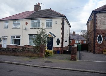 Thumbnail 3 bed semi-detached house for sale in Mildred Avenue, Grotton