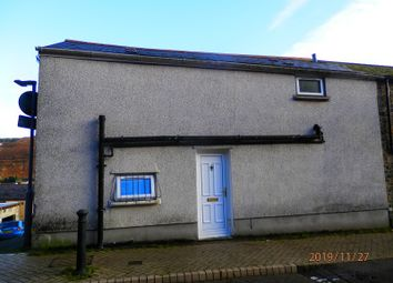 Thumbnail 2 bed terraced house for sale in Cambrian Terrace, Llwynypia, Rhondda Cynon Taff.