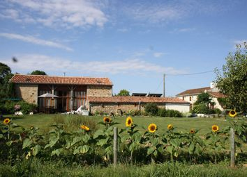 Thumbnail 8 bed detached house for sale in 79240, L' Absie, Moncoutant, Parthenay, Deux-Sèvres, Poitou-Charentes, France