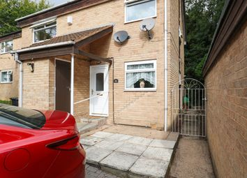Thumbnail 2 bed flat for sale in Westcroft Crescent, Westfield, Sheffield