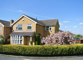 Thumbnail 4 bed detached house for sale in Abbotswood Road, Brockworth, Gloucester
