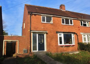 Thumbnail 3 bedroom semi-detached house for sale in Allaway Avenue, Portsmouth, Hampshire