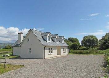 Thumbnail 3 bed detached house for sale in Aros, Isle Of Mull