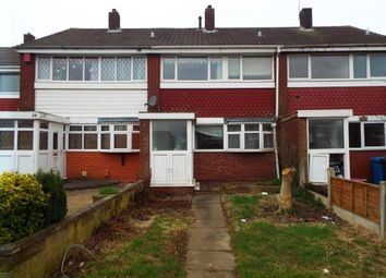 Thumbnail 3 bedroom terraced house for sale in Ramillies Crescent, Walsall, West Midlands
