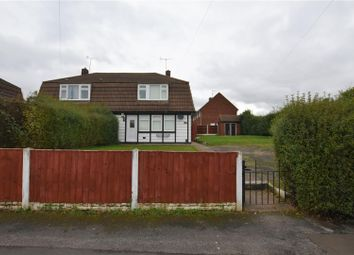 Thumbnail 3 bedroom semi-detached house for sale in Milton Drive, Worksop