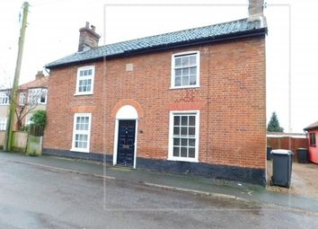 Thumbnail 2 bed cottage for sale in Duke Street, Haughley, Stowmarket