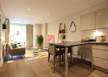 Thumbnail 3 bed maisonette for sale in Fresco House, Canvas, 162 Southampton Way