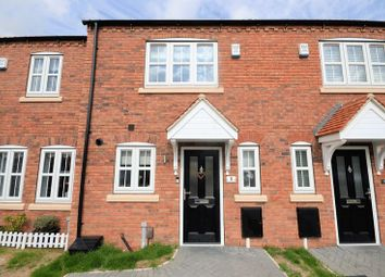 Thumbnail 2 bed terraced house for sale in 5 Kielder Drive, Lincoln