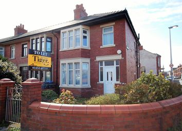 Thumbnail 3 bed semi-detached house to rent in St Martins Road, Blackpool, Lancashire