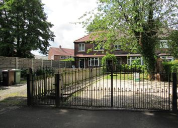 Thumbnail 3 bed terraced house for sale in Cornishway, Wythenshawe, Manchester