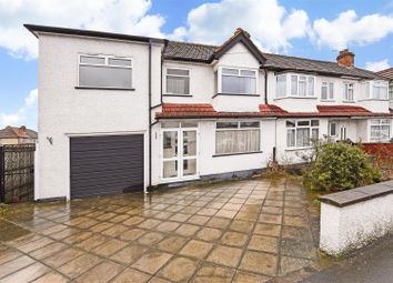 Thumbnail 3 bed flat to rent in Red Lion Road, Tolworth, Surbiton