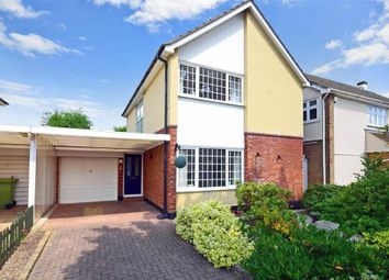 Thumbnail 3 bed link-detached house for sale in Wykeham Avenue, Hornchurch, Essex