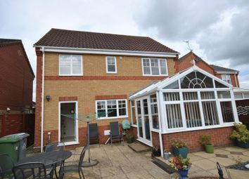 Thumbnail 4 bed detached house for sale in Drewray Drive, Taverham, Norwich