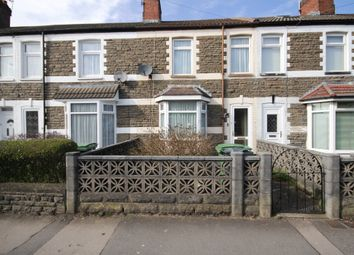 Thumbnail 2 bed terraced house for sale in Birchgrove Road, Birchgrove, Cardiff