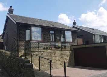 Thumbnail 2 bedroom detached bungalow for sale in Rock Bank, High Peak, Derbyshire