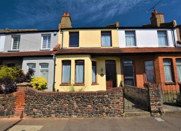 Thumbnail 3 bed terraced house for sale in Lonsdale Road, Southend-On-Sea