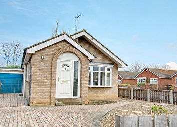 Thumbnail 2 bed detached bungalow for sale in Yewtree Drive, Hull