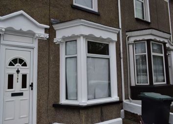 Thumbnail 2 bedroom terraced house to rent in Dover Road, Gravesend