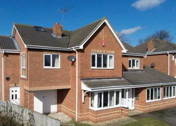 Thumbnail 5 bed detached house for sale in Swan Hill, Mickleover, Derby