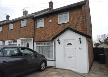 Thumbnail 2 bedroom semi-detached house to rent in Kirby Road, Dartford