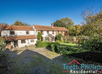 Thumbnail 5 bed detached house for sale in The Hill, Smallburgh, Norwich