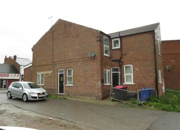 Thumbnail 4 bedroom end terrace house for sale in Station Road, Stainforth, Doncaster