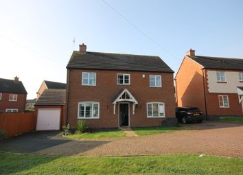 Thumbnail 4 bedroom detached house to rent in Mabbs Close, Worcester