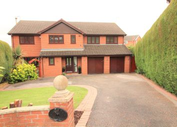 Thumbnail 5 bed property for sale in Sumar House, 2 Tan Y Ffordd, Cymau, Wrexham