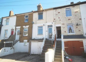 Thumbnail 3 bed terraced house to rent in Constitution Road, Chatham