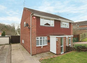 Thumbnail 2 bed semi-detached house for sale in Jermyn Drive, Arnold, Nottingham