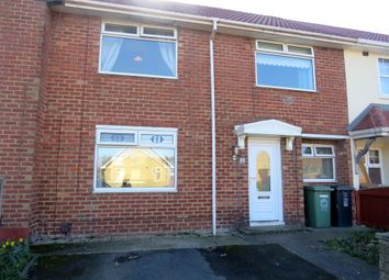 Thumbnail 3 bedroom terraced house for sale in Caithness Road, Hartlepool