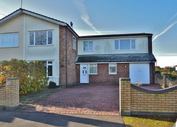 Thumbnail 4 bed semi-detached house for sale in Mill Close, Trimley St. Martin, Felixstowe