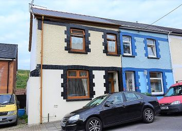 Thumbnail 3 bed terraced house for sale in Crawshay Street, Pontypridd