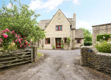 Thumbnail 4 bed detached house for sale in Water Lane, Somerford Keynes, Cirencester