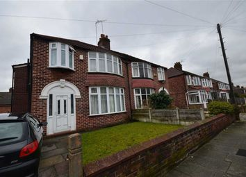 Thumbnail 6 bedroom semi-detached house to rent in Arnfield Rd, Withington, Manchester, Greater Manchester