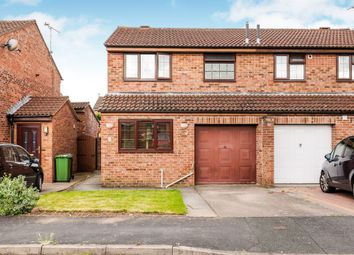 3 bed semi-detached house for sale in Grampian Close, Hereford HR4
