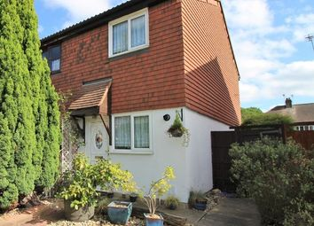 Thumbnail 2 bedroom end terrace house for sale in Tiptree Close, Chingford