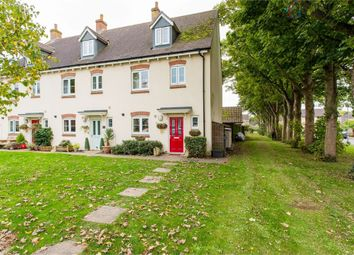 Thumbnail 4 bed town house for sale in Clover Lane, Durrington, Salisbury, Wiltshire